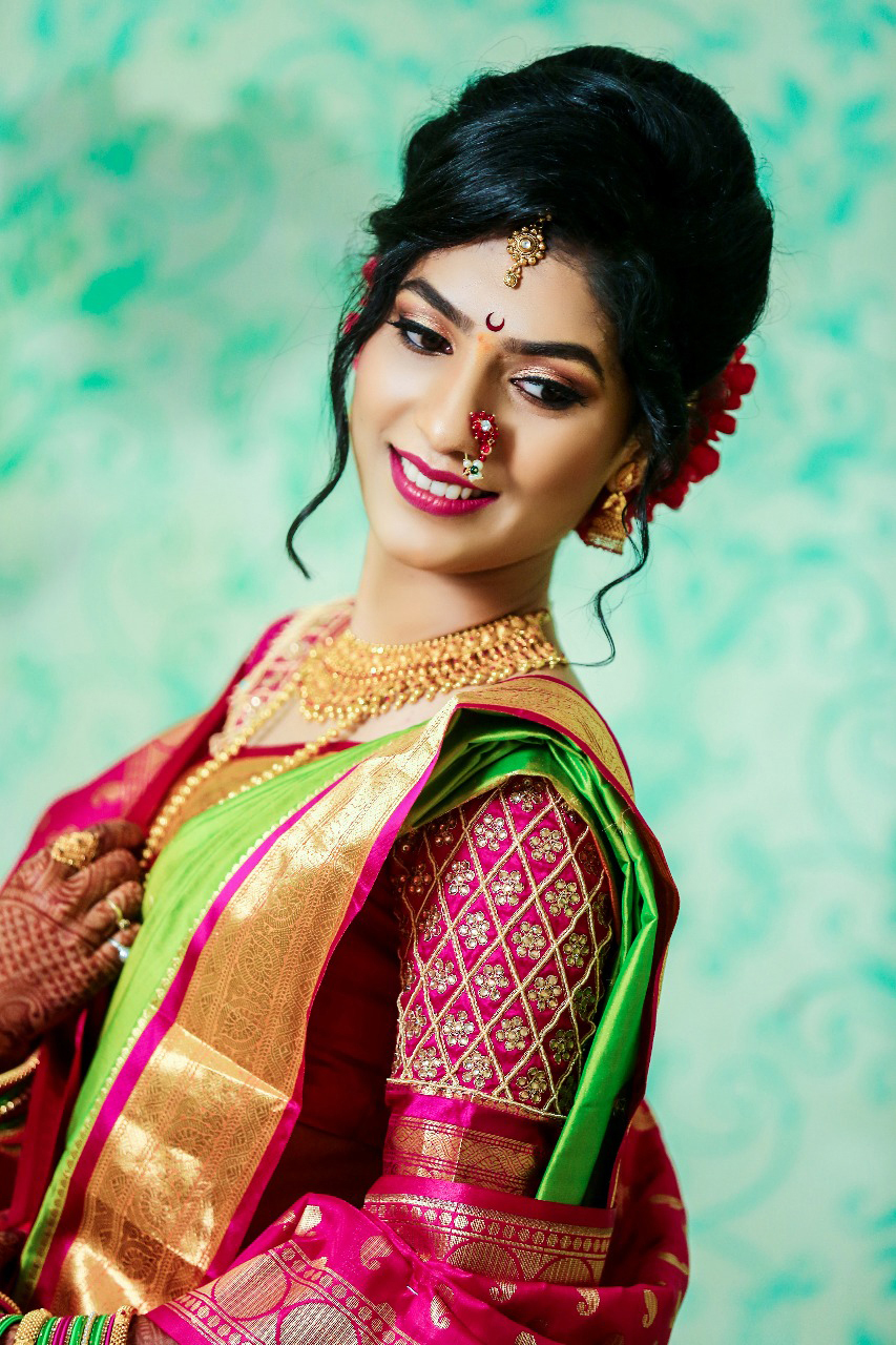 sheetal tatkar makeup artist in pune